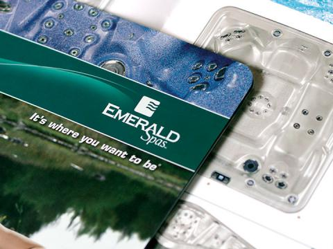 Emerald Spa Catalog thumbnail